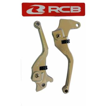 Racing Boy RB Alloy Lever Set (S1) Yamaha Ego - SILVER Price Philippines