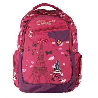 Racini CQ-NK127 Backpack (PINK) Price Philippines