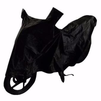 Rain Coat Drops Suite Raincoat Motor Rain cover (Black)