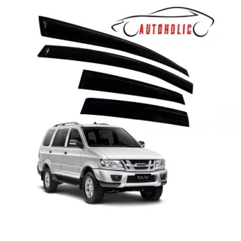 Rain Guard Visor for Isuzu Sportivo