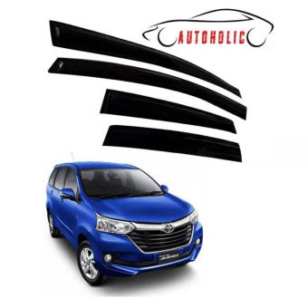 Rain Guard Visor for Toyota Avanza 2012 to 2017