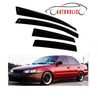 Rain Guard Visor for Toyota Corolla Bigbody 1993 to 1997