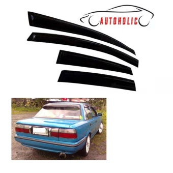 Rain Guard Visor for Toyota Corolla Smallbody 1989 to 1992