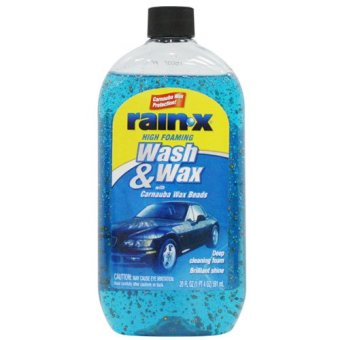 Rain-X Wash & Wax with Carnuba Beads 20 oz Price Philippines