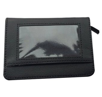 Security Credit Card Wallet (Black)