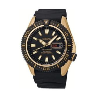 "Seiko Limited Edition Men's ""Stargate"" Rubber Strap Watch SRP510K1 Price Philippines"