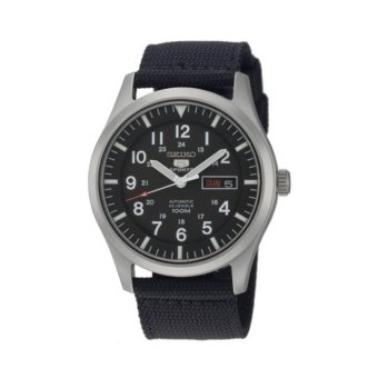 Seiko Military SNZG15k1 Black Automatic 23 Jewels Price Philippines