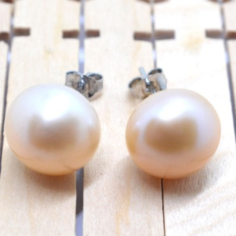 SH Jewels Real Freshwater Pearls 12mm studs Price Philippines