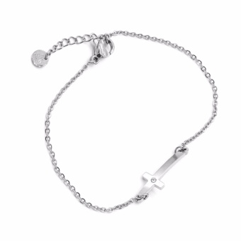 Silverworks X3683 Cross Design bracelet Price Philippines