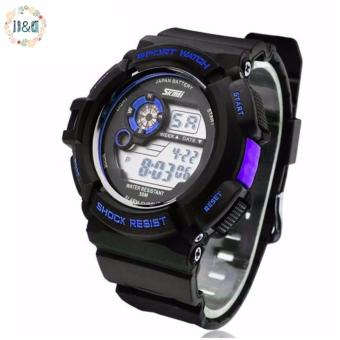 SKMEI 0939 Men's Military LED Watch Water Resistant Sports Wristwatch Price Philippines