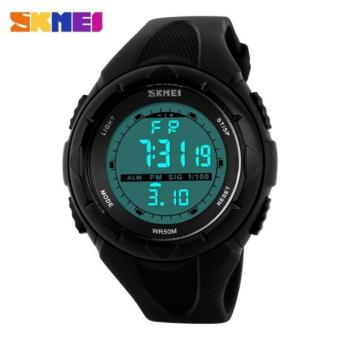 Skmei 1025 Digital Watch (Black) Price Philippines