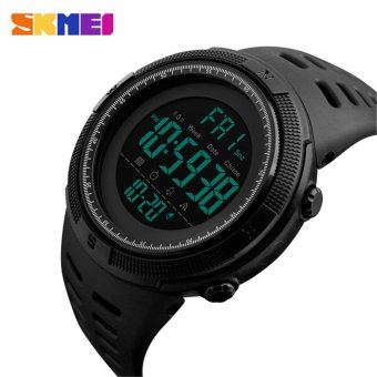 SKMEI Famous Luxury Brand Mens Sport Watches - intl Price Philippines