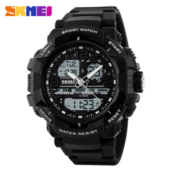 Skmei Stylish student men's watch multi-function men's watch