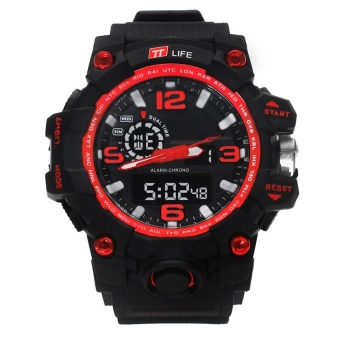 SKMEI TS04 Men Sports and Digital Watches - intl