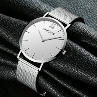 Stylish men waterproof full men's watch ultra-thin watches