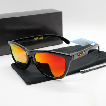 Sunglasses polarized frogskins glasses TR90 UV400 suit sunglasses - intl