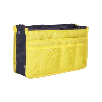 Taikinima Dual Bag in Bag Organizer(Yellow)