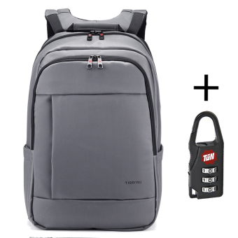 Tigernu Brand Fashion&Sport Business Bag Anti-theft Men Womenfor 12.1-17inch Travel Multifunctional Backpack (Dark grey)