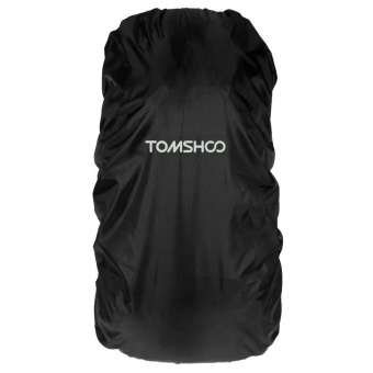 TOMSHOO 40L-50L Backpack Rain Cover for Outdoor Hiking Camping Traveling - intl