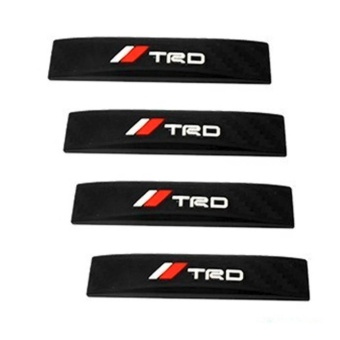 TRD Door Guard for Toyota Wigo (Rubber)