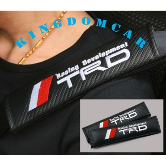 TRD Seat Belt Pads for Toyota Wigo