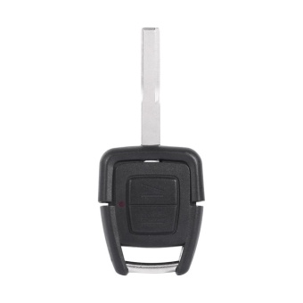 Uncut Blade 2 Buttons Remote Key Shell Fob fit for OPEL VAUXHALLVectra Zafira Omega Astra - intl Price Philippines