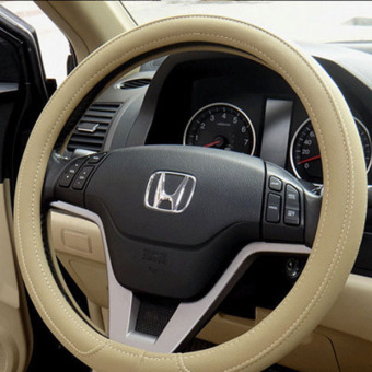 Viscose fibre New style car summer Steering Wheel Cover
