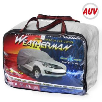 Weatherman Waterproof Car Cover for AUV cars Price Philippines