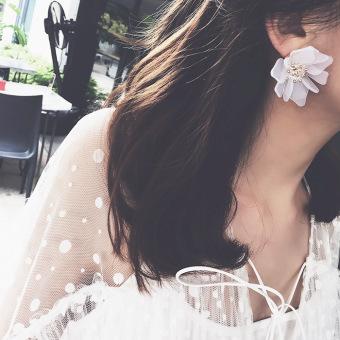 Women's Korean-style Flower Earrings