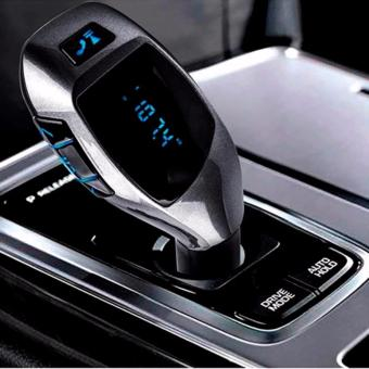 X5 Bluetooth Wireless Handsfree Car Kit FM Transmitter Modulator TFCard MP3 Player USB Car Lighter Charger