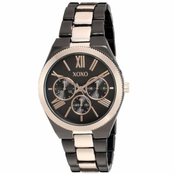 XOXO XO294 Two-Tone Quartz Metal and Alloy Watch Women's Watch