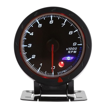 YOSOO Universal 12V 9000 RPM Shift Tachometer Gauge with LEDBacklight - intl
