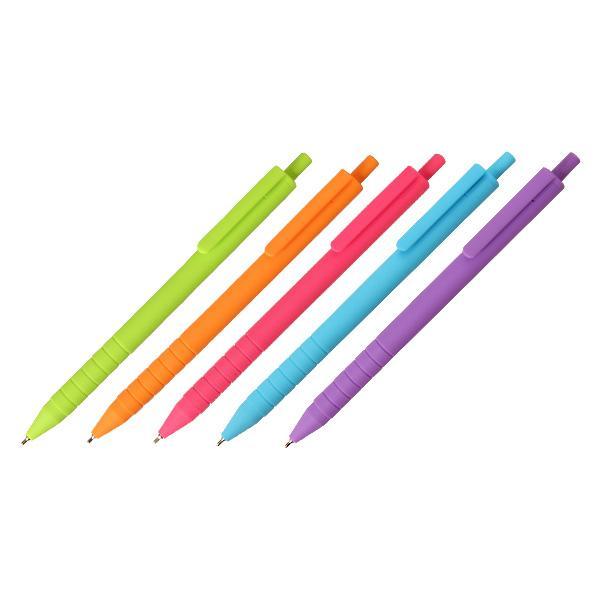 Image of Avanti Sleek Matte Color Ink Gel Pens Set of 5