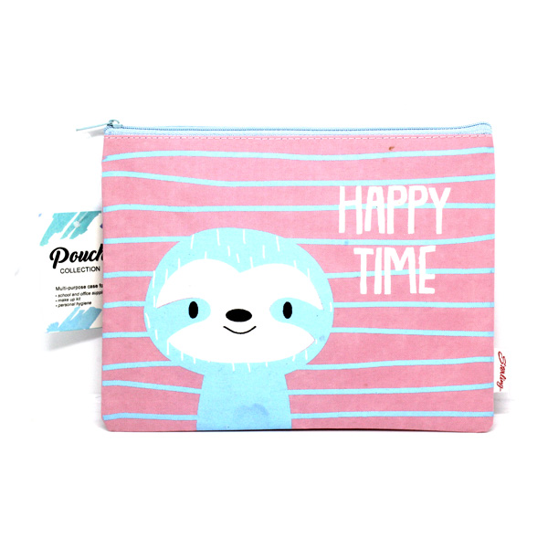 Image of Sterling Happy Time Big Fabric Pouches