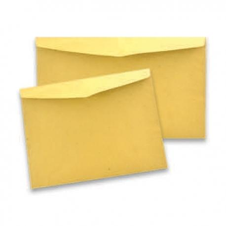 Image of 10 pcs Orions Envelope Brown Kraft Long