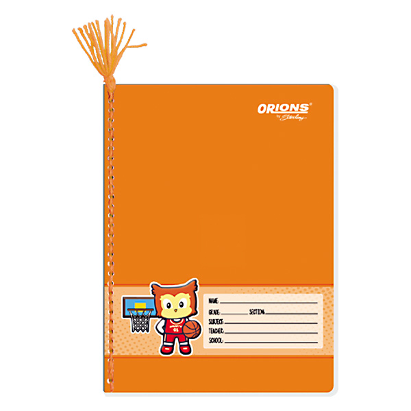 Image of Orions Smarty Color Coding Yarn Notebook Set of 10