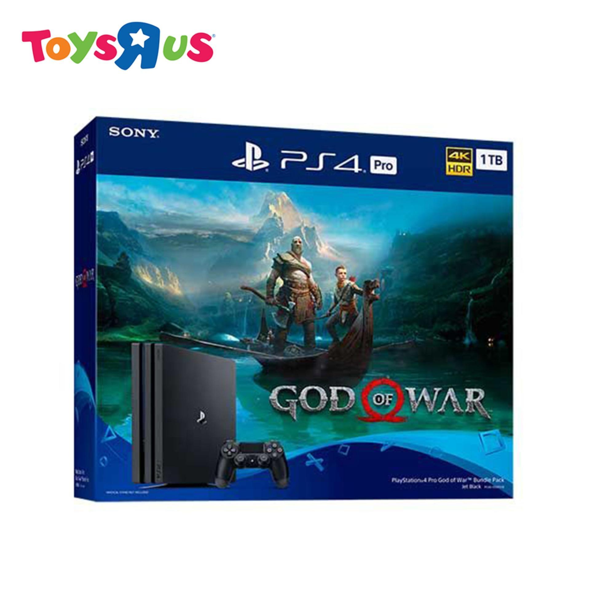 Ps4 Unit God Of War Pro 1tb Bundle Toys R Us