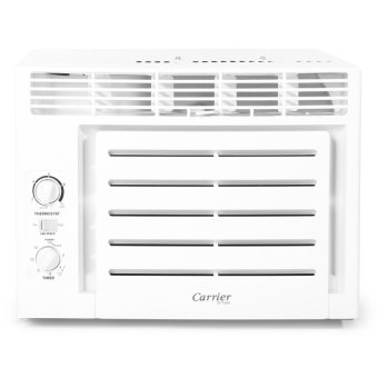 Carrier WCARY08EC 0.75HP Window Type Air Conditioner (White)