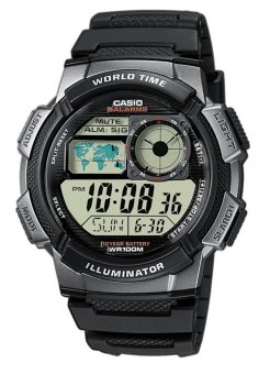 The Casio watch at Lazada