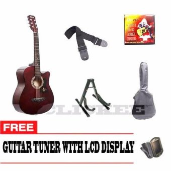 Maven Icarus 1 Acoustic Guitar With Free Accessories Philippines