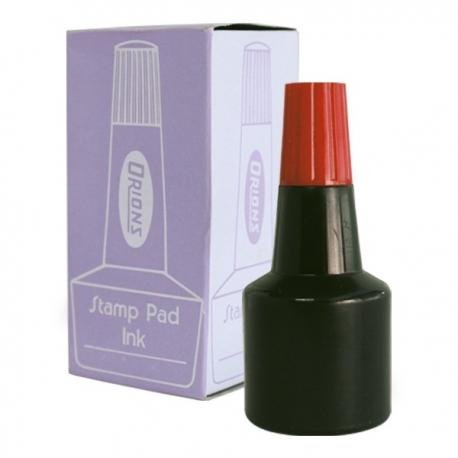 Image of Orions Stamp Pad Ink - Red