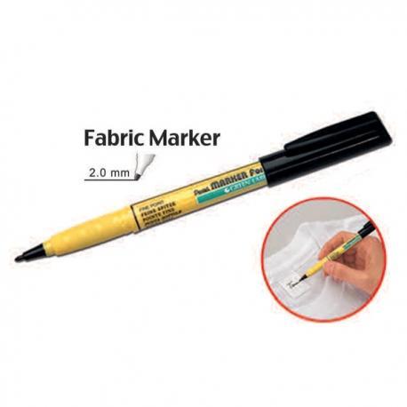 Image of Pentel Fabric Marker Permanent Marker