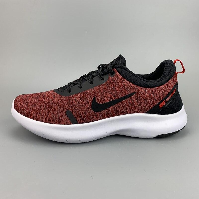 Nike_Flex Experience Run RN 8 Pria Sepatu Lari Ultra Ringan Mesh Ukuran 40-44 AJ5900-012