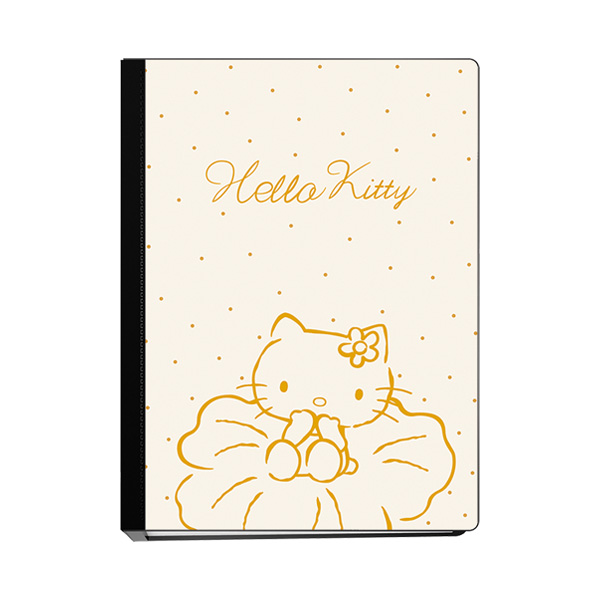 Image of Sterling Hello Kitty Clip Binder 685