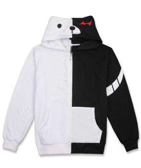 Ufosuit Monokuma Jacket Black/White