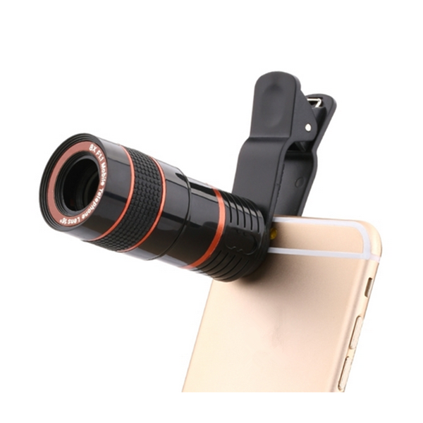 Universal 8X Optical Zoom Telescope Camera Lens For Mobile Phone - 3