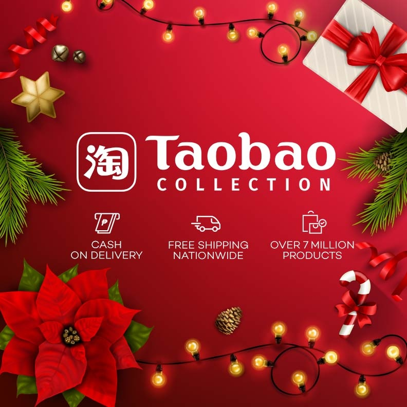 Taobao Collection – Online Shopping for Electronics, Fashion, Appliances & Toys in Philippines
