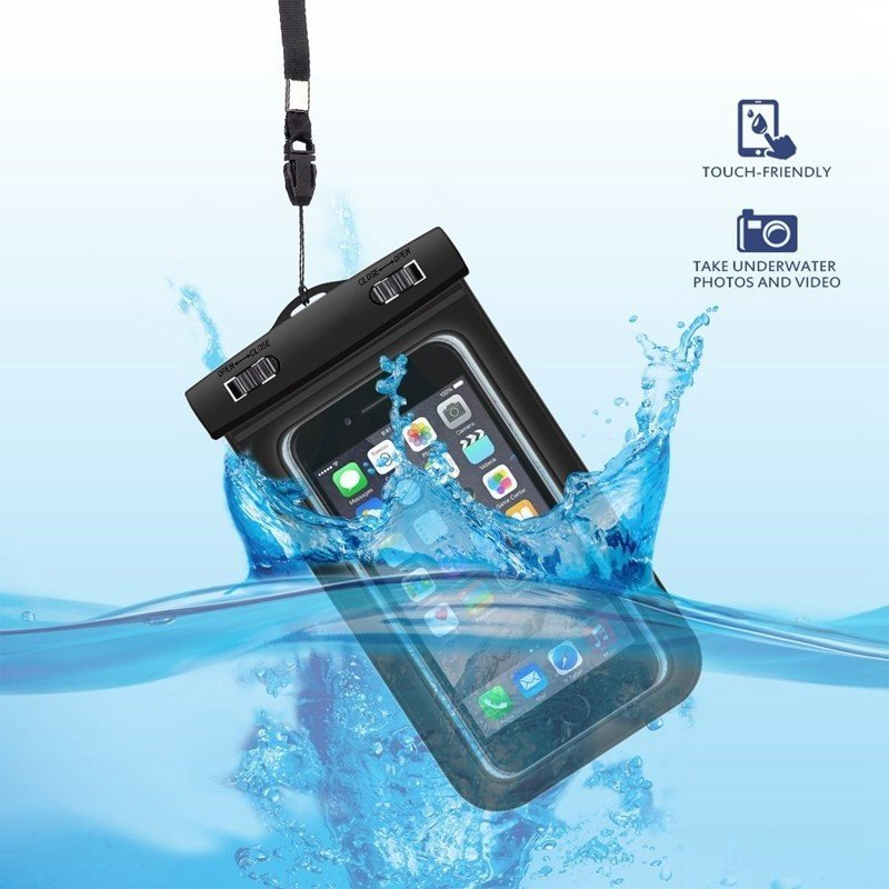 ... Waterproof Phone Case Bag PVC Waterproof Mobile Bag Pouch for iphone 6S Plus for Samsung Galaxy ...