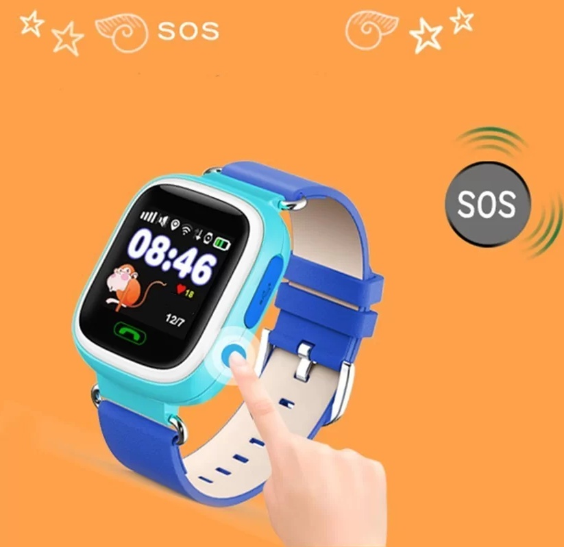 Kids GPS Watch Functions: