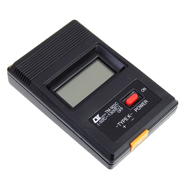 Details pictures : Keywords are also searched. Best Price Tracking Digital Lcd Temperature Detector Thermometer IndustrialThermodetector Meter ...